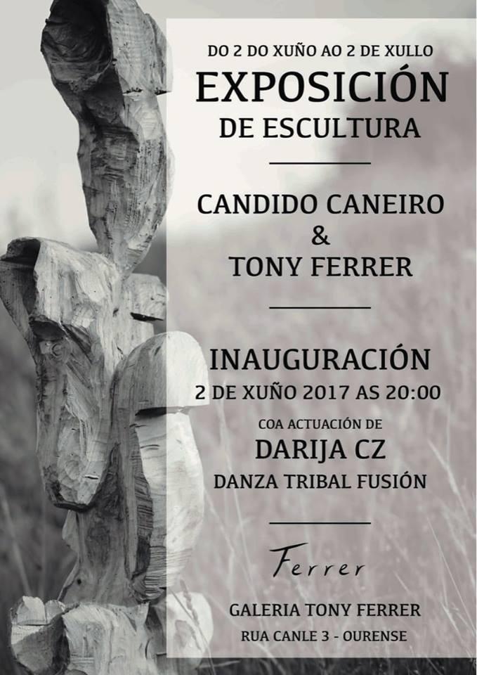 Exposición Tony Ferrer