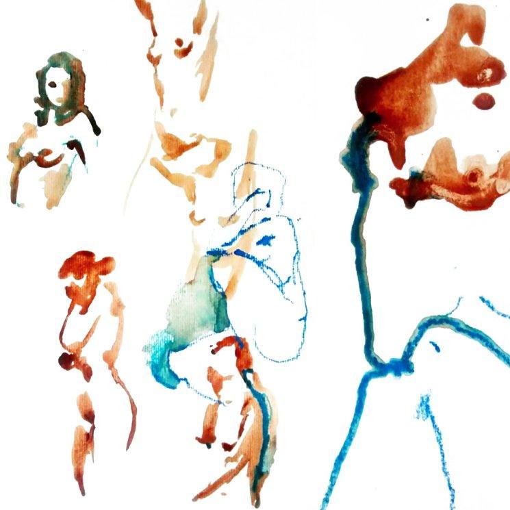 Amor con John Berger y dibujos de Patricia Villamarín