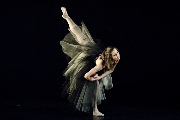 Fotografia artistica, Danza contemporanea