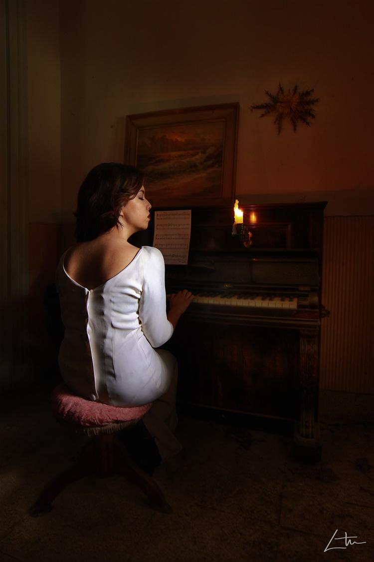 la melodia de la luz