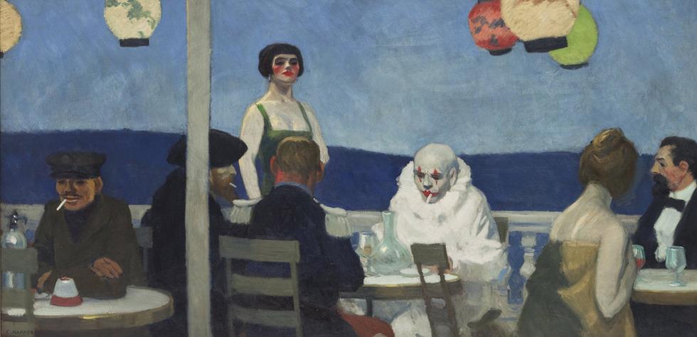 Edward Hopper Pintor