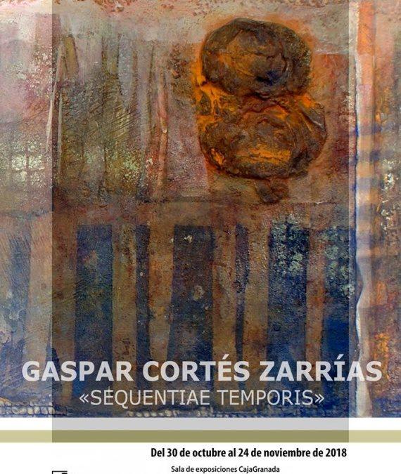 Exposición Gaspar Cortés Zarrías