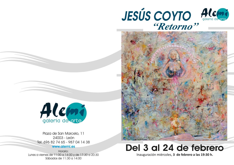 Jesus Coyto, Exposiciones, Diptico